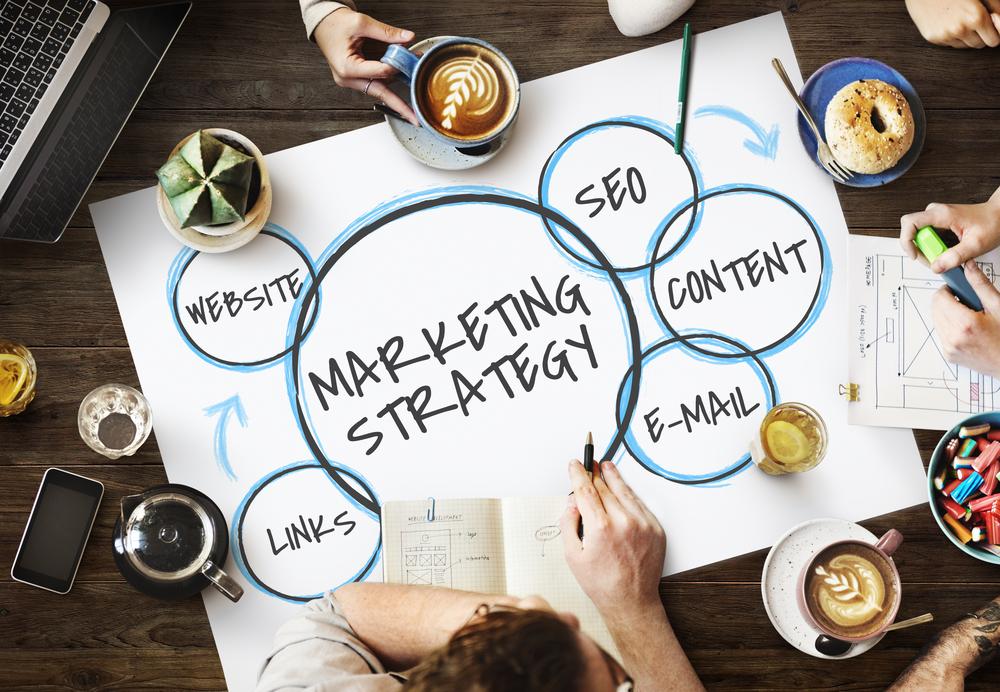 Ein Tag im Leben einer Marketingfachfrau